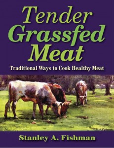 Cover of the cookbook Tender Grassfed Meat