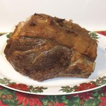 English Style Prime Rib from Tender Grassfed Meat by Stanley A. Fishman